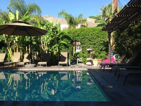 Hotel California : piscna