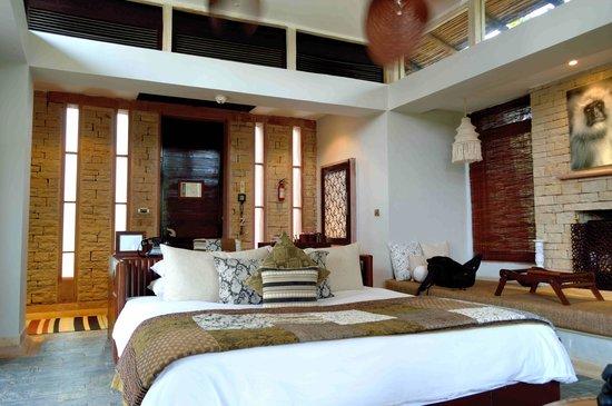 Pashan Garh: luxurious cottage