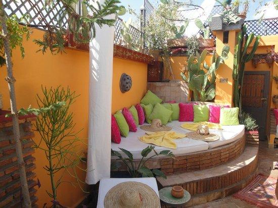 Riad CharCam : Un petit coin de Paradis