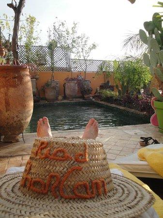 Riad CharCam : C'est le pied