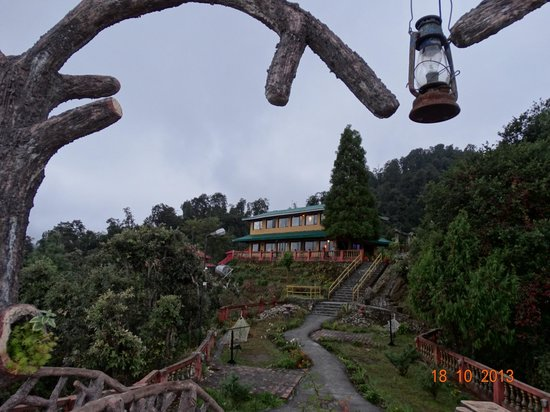 Everest Panorama Resort: The dining place
