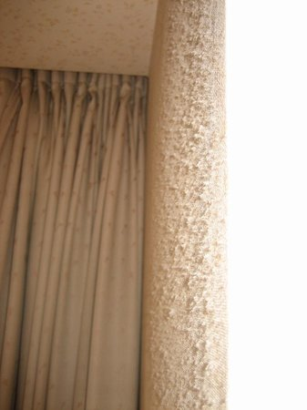 Hotel Keihan Kyoto Grande: Polvere sui muri