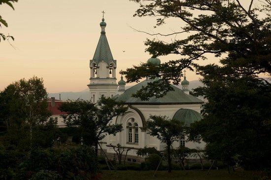 Hakodate Orthodox Church : ハリストス正教会