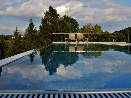 Weingasthof Sabathihof: Impressionen vom Pool