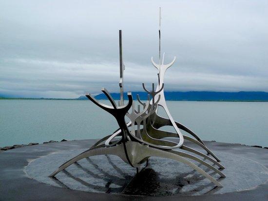 Reykjavik Lights by Keahotels: Eines der Wahrzeichen Reykjaviks