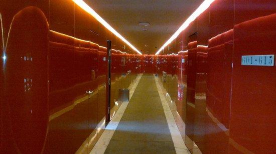 Silken Puerta America: impresionante