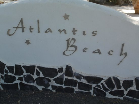 Atlantis Beach Villa: Hotel