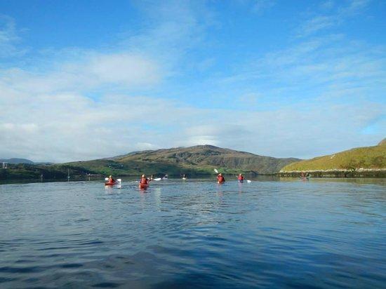 Delphi Resort : Kayaking