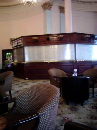 Grand Hotel Scarborough: Saturday morning .10.30 tea and coffee closed nowhere else to get tea or coffee in the hotel.