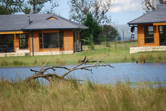 Sani Valley Lodge and Hotel: View