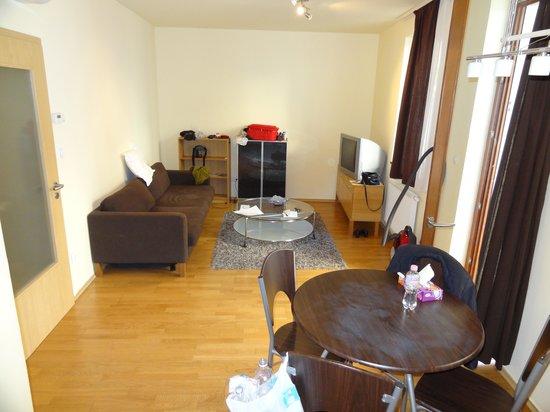 Senator Apartments Budapest: Salon