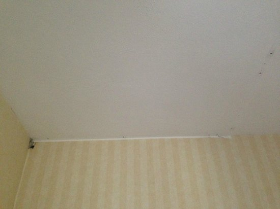 NH Collection Amsterdam Grand Hotel Krasnapolsky: потолок в номере
