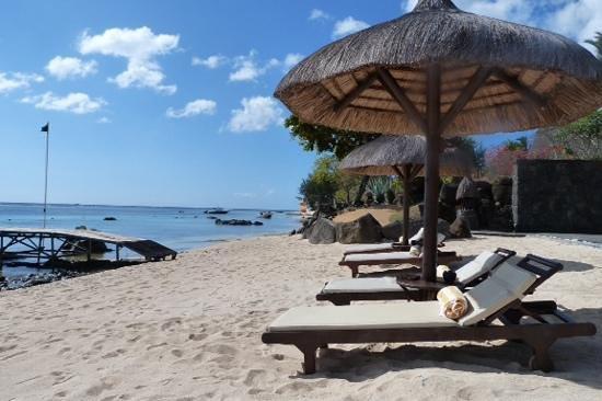 The Oberoi, Mauritius: The Oberoi middle beach