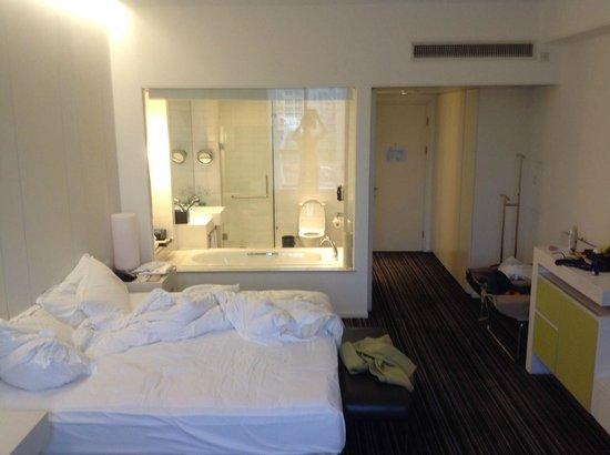 Radisson Blu Hotel Pudong Century Park: Room