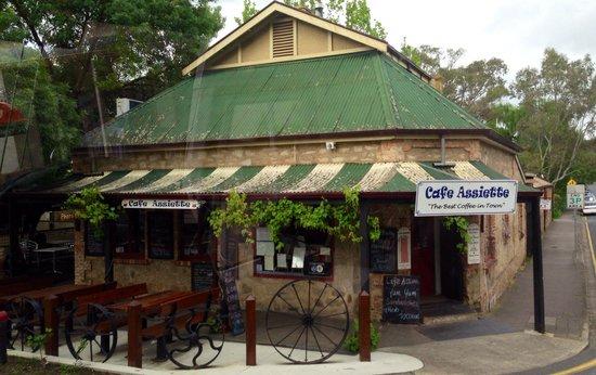 Cafe Assiette: Cafe Assiettr