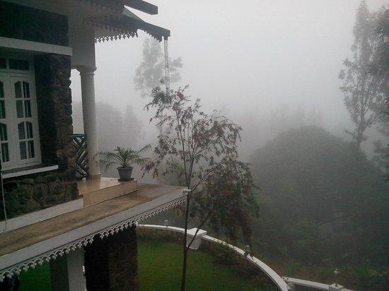 Chithirapuram Palace: from room no 203