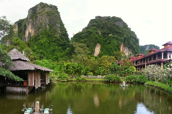 Railay Princess Resort & Spa: A lovely view!