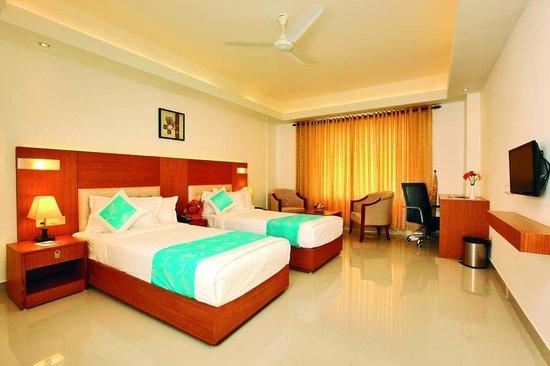 Hotel Dewland: twin-bed room