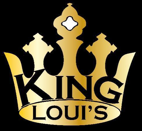 King Loui's: King Louis Logo