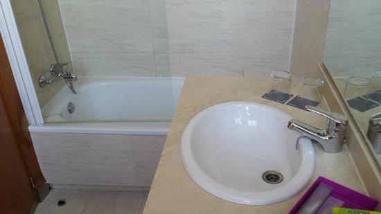Hotel Zenit Logroño: Alles drin