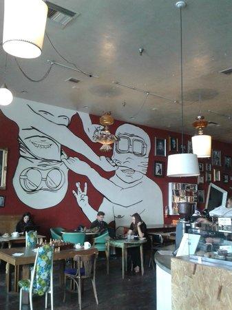 Kreuzberg Coffee Company: Interior #3