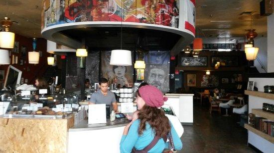 Kreuzberg Coffee Company: Interior #2