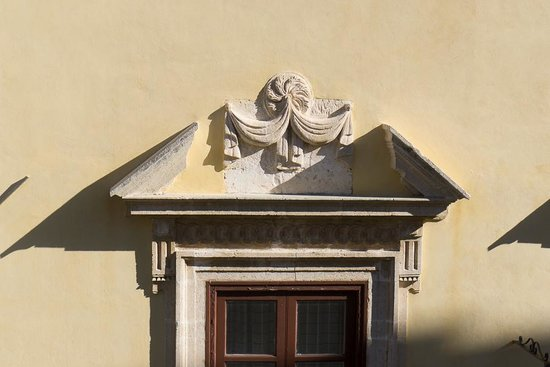 la Casa delle Fate: Detail (oppo the apartments)