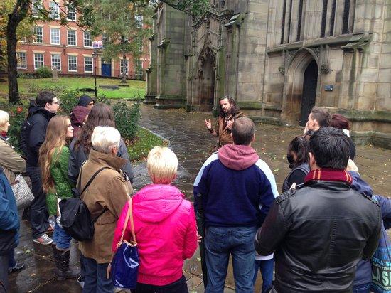 Nottingham Robin Hood Town Tour: Robin Hood