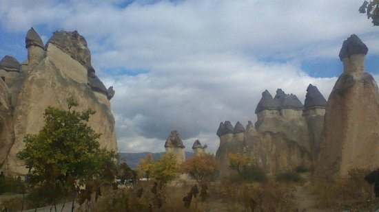 Travel Turkey - Day Tours: Zelve, Cappadoce