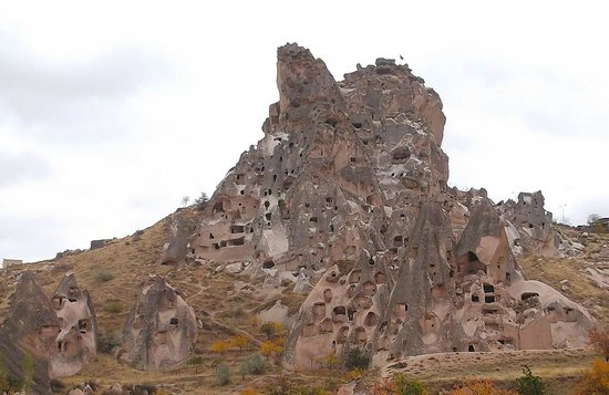 Travel Turkey - Day Tours: Castle, Cappadoce