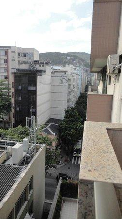 Mercure Rio de Janeiro Arpoador Hotel: Vista do apartamento