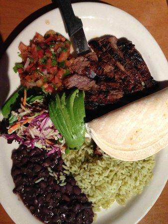 Bit & Spur: Carne Asada