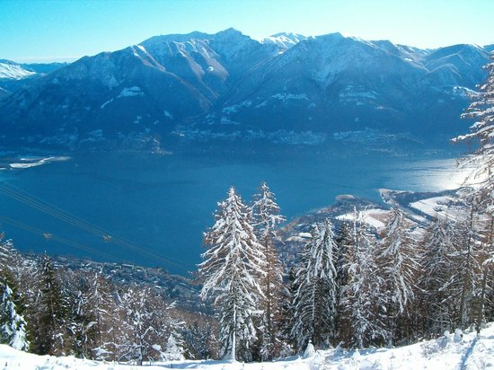 Albergo Cardada: lago maggiore