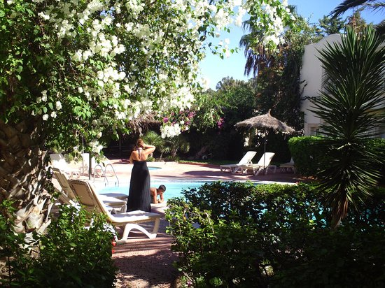 Villamar Hotel de Charme : piscine