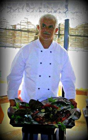 La Spigola Ristorante: Chef