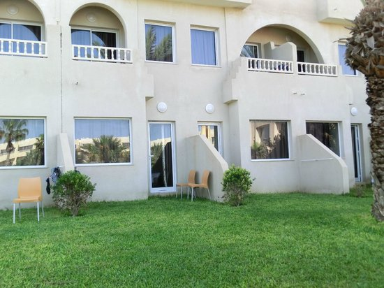 Al Jazira Beach & Spa: le camere