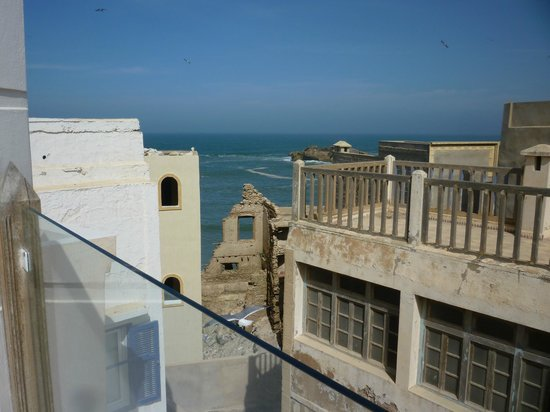 Dar Maya: View from our room
