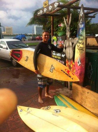 Surf board rentals:))))