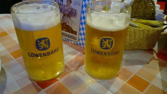 Birreria Genesi: Birra 0,40 compresa nel piatto unico per due