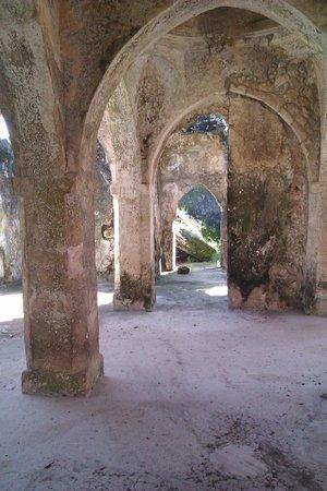 Kilwa Beach Lodge: Kilwa ruins