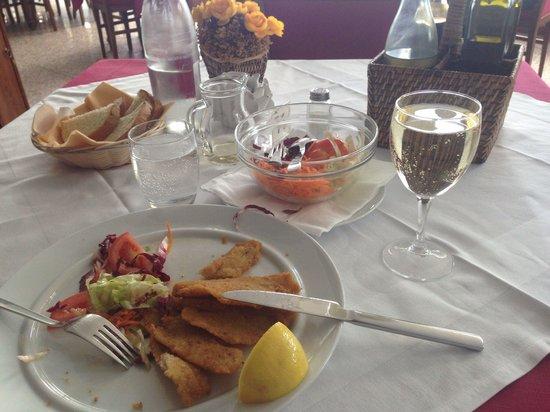 Ristorante Il Vapore - Hotel Risi -: Nice lunch at Risi