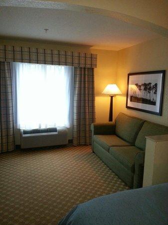 Country Inn & Suites By Carlson, Savannah Gateway: Sleeper sofa
