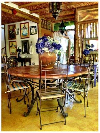 Pousada Encantada : Area do Cafe da Manha