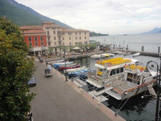 Hotel San Marco: Veduta dalla camera