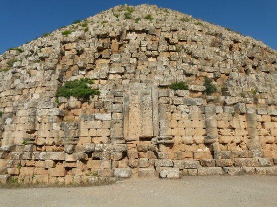The Royal Mausoleum of Mauretania