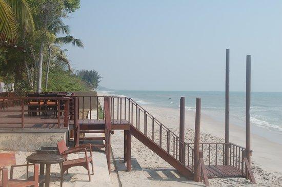 Haven Resort : La plage