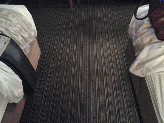 La Quinta Inn & Suites Savannah Southside: room floor