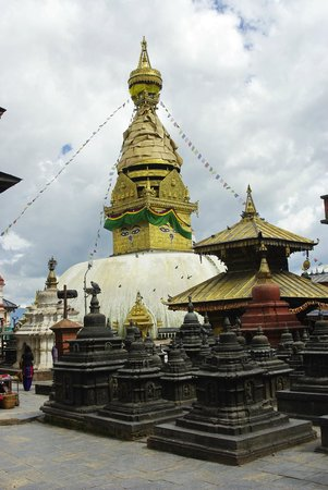 Pashupatinath Temple: Sur le site