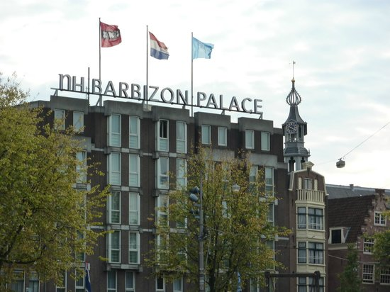 NH Collection Amsterdam Barbizon Palace: Monumentaal gebouw