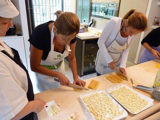Corso cucina tradizionale bolognese picture of otto in cucina
